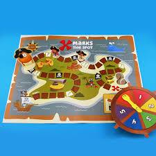 bubble guppies pirate board game