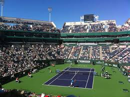 A Spectators View Of Stadium 1 Picture Of Indian Wells