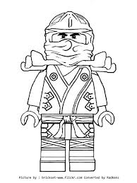 Get This Free Lego Ninjago Coloring Pages 623678