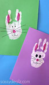 Cute And Creative Easter Crafts For Kids In