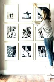 gallery wall frame kit collage frame set picture frame collage sets gallery wall frame kit extravagant
