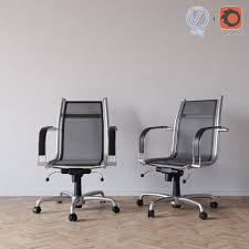 topdeq office furniture. Topdeq Spirit Hera Execute Armchair 3d Model Office Furniture