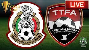 Mexico vs Trinidad & Tobago LIVE Stream ...