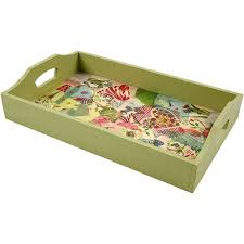 Wooden Trays To Decorate Wooden Tray for Decorating Wooden Shapes for Crafts eBay 52