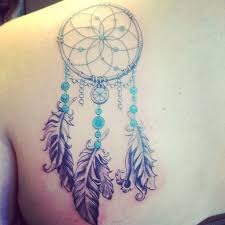 Beautiful Dream Catcher Tattoos 100 Dreamcatcher Tattoos On Shoulder 59