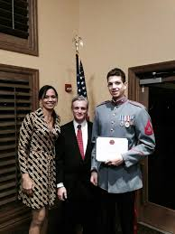 "VFMAC on Twitter: ""Cdt Aaron Still-Lock was presented w/congressional  certificate for his nomination to the USNA. #USNA #Nomination  http://t.co/wbSamJRm6L"""
