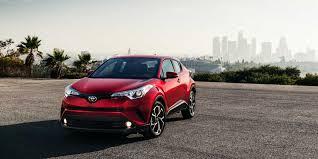 2018 - Toyota - C-HR - Vehicles on Display   Chicago Auto Show