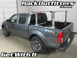 Thule 500XT - Xsporter Pro Truck Bed Rack for Nissan Frontier '05 ...