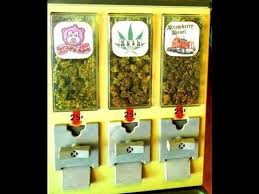 Quarter Vending Machine Near Me Delectable ERBB The Story Of ZaZZZ MariJuana Vending Machine Tranzbyte Corp