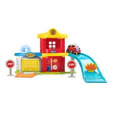 <b>Игровой</b> набор «Пожарная и полицейская станция»|Игрушки ...