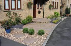 landscape gravel garden design