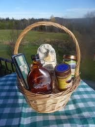 vermont gift basket