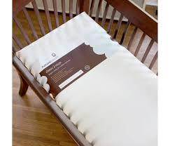 organic cotton classic seamless crib mattress