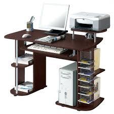 desk desk for computer and printer desktop computer with printer regarding brilliant residence desk with printer shelf decor
