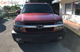 2003 chevrolet avalanche 1500 4Dr 4wd crew cab sb - ULTIMATE CARS ...
