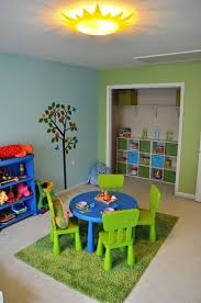 playroom lighting. nature inspired playroom we had a great time creating this for our daughter lighting