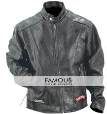 motorcycle leather jacket previous