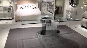 bassett mirror dining table. Chapman Mirrored Dining Table Set Bassett Mirror Company Home Inside Wonderful I