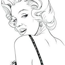 Famous People Coloring Pages Coloring
