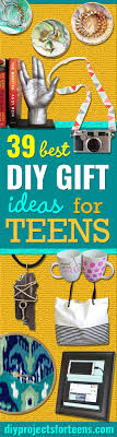 diy gifts for teens cool ideas for girls and boys friends and gift ideas