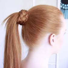 Quick Cute Ponytail Hairstyles Simple Ponytail Hairstyles Beautiful Long Hairstyle