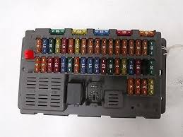 mini cooper fuse box replacement fuse boxes bmw mini cooper 1 6 r50 2001 2006 park lane fuse box