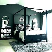 mirrored canopy bed – jamesdelles.com