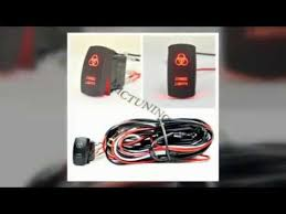 mictuning off road atv jeep light bar led light rocker switch mictuning off road atv jeep light bar led light rocker switch wiring diagram harness online review
