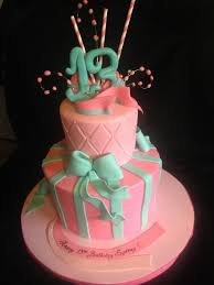 Birthday Cakes For Girls With Name