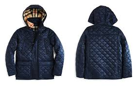 Burberry Quilted Jacket | Bloomingdale's & Burberry Boys' Diamond-Quilted Jacket - Little Kid, Big Kid - Bloomingdale' Adamdwight.com
