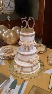 50th Wedding Anniversary Cake Yelp