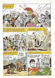 Die Römer Im Comic Gewaltig Und Düster Das Erbe Roms Das Erbe Roms