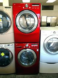 ventless stackable washer dryer. 110 Volt Washer Dryer Stackable And Lg Gas Used Ventless