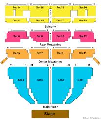 Deranged Tickets 2013 05 10 Detroit Mi Music Hall Center