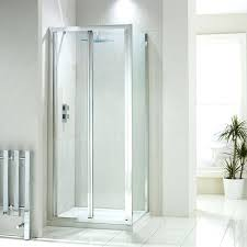 bi fold glass shower door frameless drift shower door with protection ing door shown with semi side panel appliance parts r4980