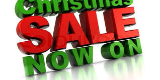 Christmas Sale Signs Festival Collections