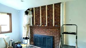 large size of installing tv wall mount on brick fireplace concrete install how to cons of