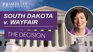 Sales Tax Institute Nexus Chart Sd V Wayfair The Decision Day 1 Analysis With Diane Yetter