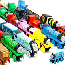 thomas the train toys trains toy magnetic wooden train car and friends wooden magnetic anime locomotives thomas the train toys train car wooden