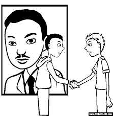 Small Picture Martin Luther King Online Coloring Pages Page 1