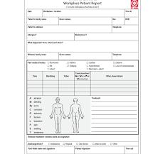Chart Patient Care Report Bedowntowndaytona Com