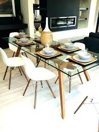 wood pedestal table base glass ideas large size of top