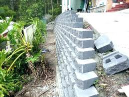 block wall footing block wall footings concrete block wall footing design