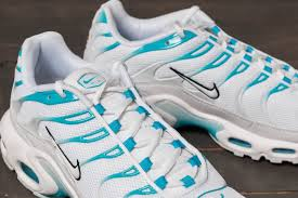 White Light Aqua Air Max Plus Outfit Nike Air Max Plus White White Light Blue Fury Footshop