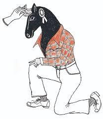 Behandel Het Vluchtdier Man Als Een Paard Nrc