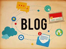 Blog Blogging Media Messaging Social Media Concept - Project-PTSS