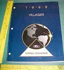 1999 mercury villager wiring diagrams service manual vg image is loading 1999 mercury villager wiring diagrams service manual vg