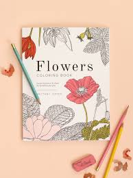 Coloring Pages Flowers Coloring Book The House That Lars Built