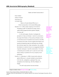 Apa Style Term Paper Template Alieninsidernet