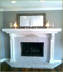 glass tile fireplace surround subway tile fireplaces glass tile fireplace surround marble tile fireplace surround home
